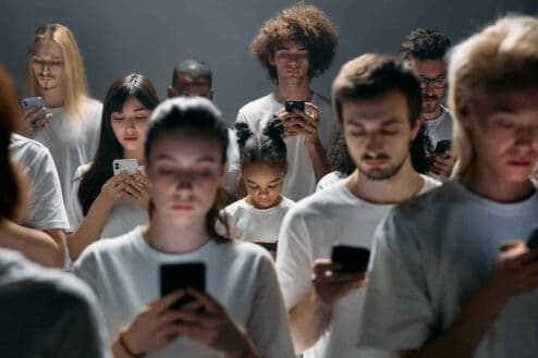 unplug from addiction