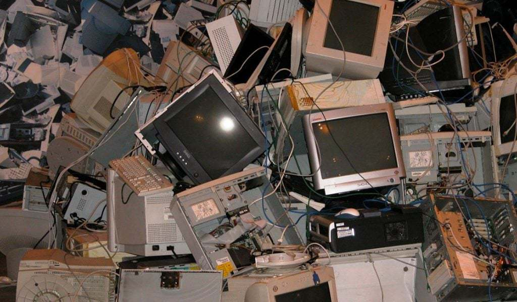 computer hardware disposal and digital ethics