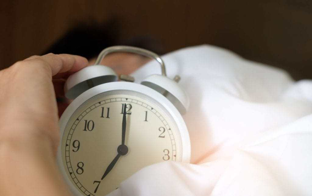 sleeping too early is not good for your child